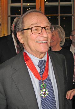 Legend: Sidney Lumet was honored at the event.