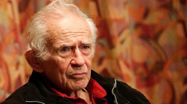 Tough Guys Don?t Smile: Norman Mailer, seen here in 2007, is the subject of a new biography by J. Michael Lennon.