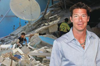 ?I?m Ty Pennington, and the renovation starts right now!?