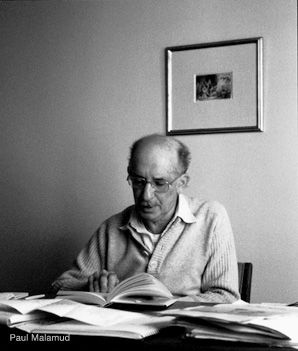 BOOKISH: Bernard Malamud emerges in the pages of this new biography as a diligent worker who sacrificed much for his craft.