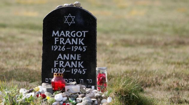 The Ghost Writer?s Sister: Margot Frank died in Bergen-Belsen in March, 1945, two days before her sister Anne.