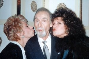 Marilyn Michaels, Sid Caesar and Lanie Kazan