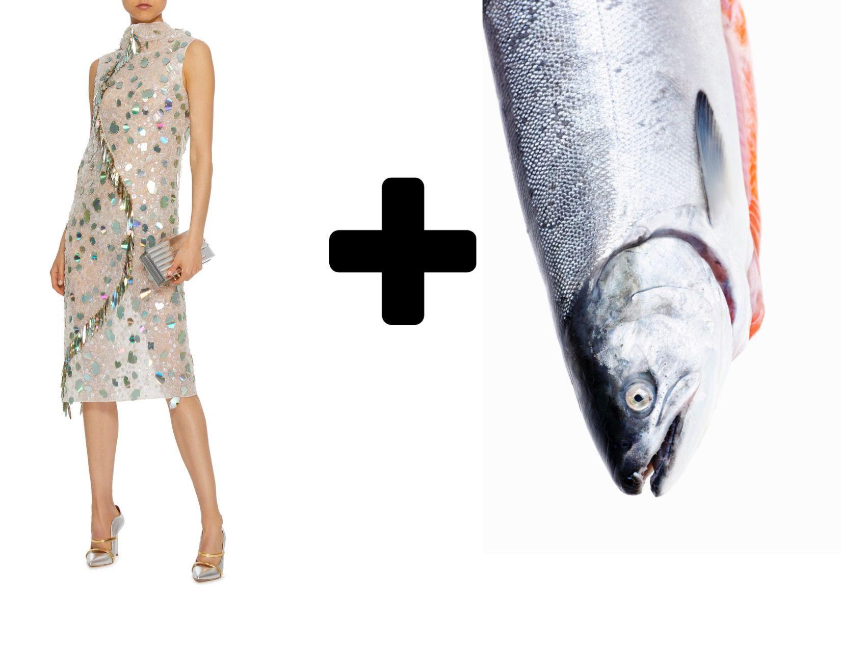 Marni Sleeveles Sequin Dress, $8,570, modaoperandi.com