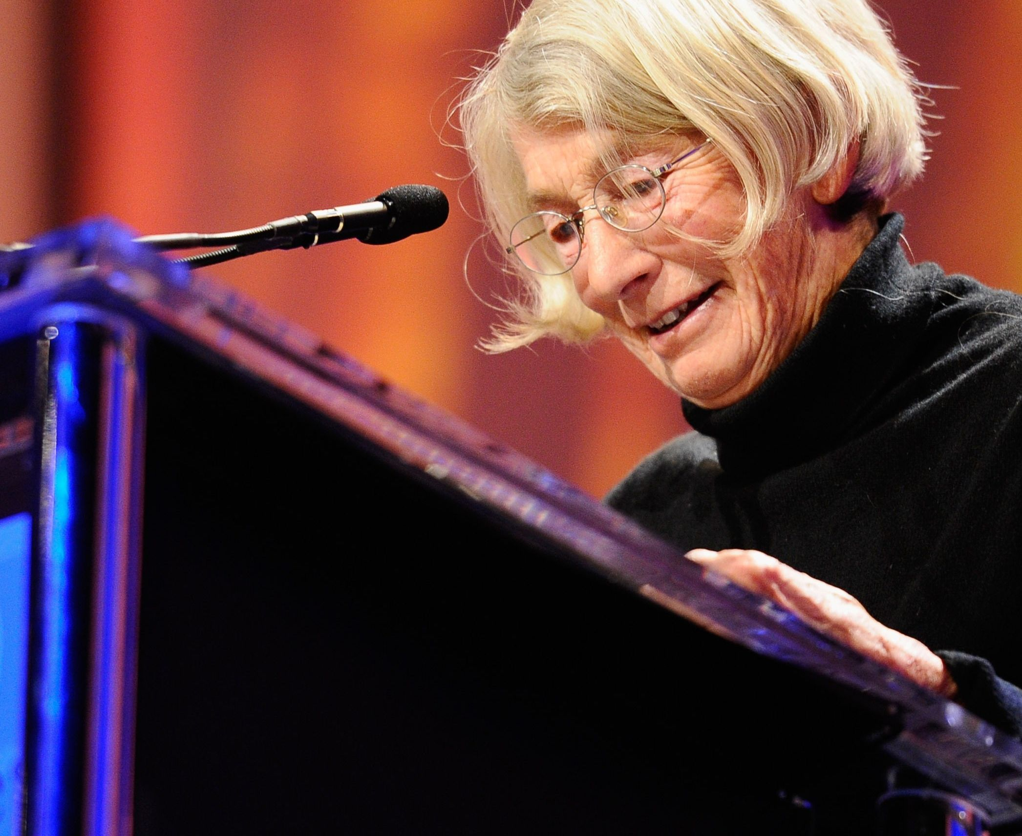 Mourning Mary Oliver, America's Spiritual Conscience