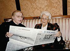 Masha Leon & Tullia Zevi