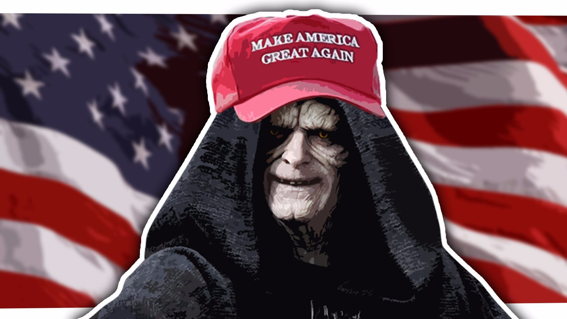 "Internet communities have been likening Trump to the ""Star Wars"" Emperor for months. Some members of the ""alt-right"" embrace the comparison."