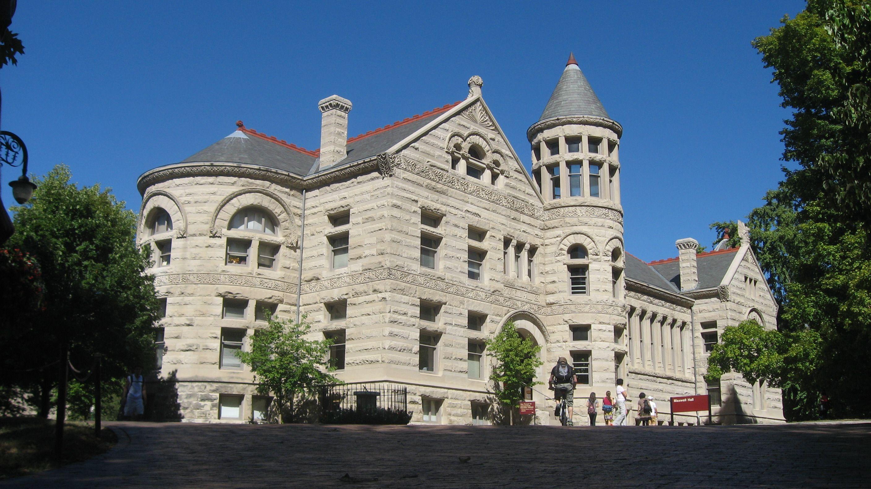 Maxwell Hall at Indiana University Bloomington
