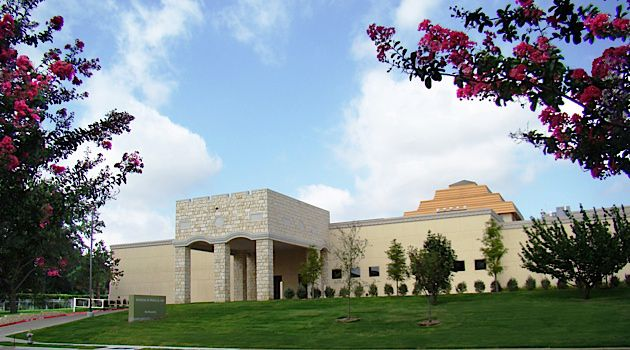 Big Deal: The Dallas Museum of Biblical Art boasts 30,000 square feet of exhibition space.