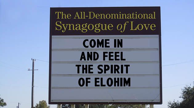 Model To Emulate? There are theological obstacles to a Jewish megachurch.