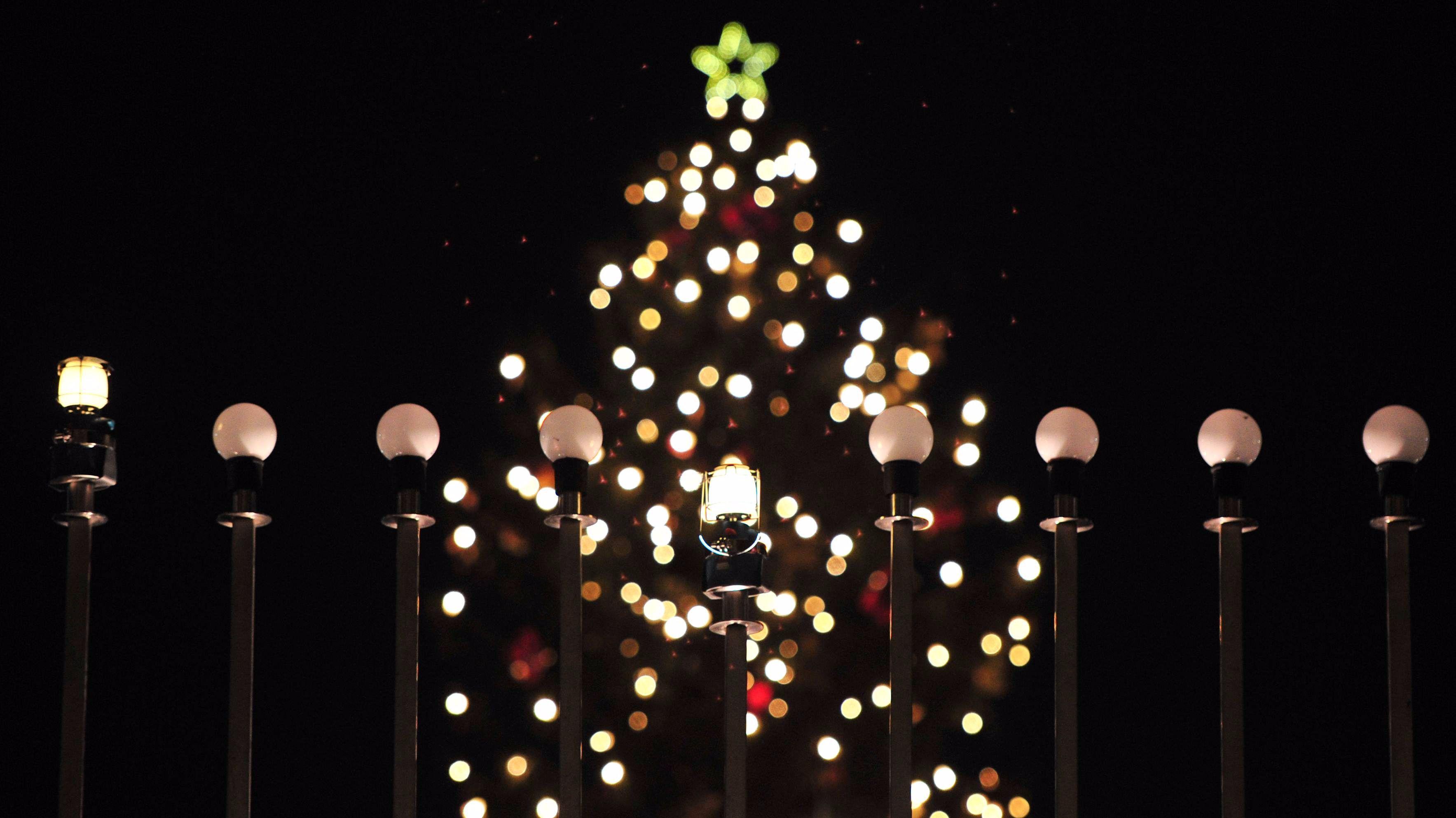 jewish holiday before christmas