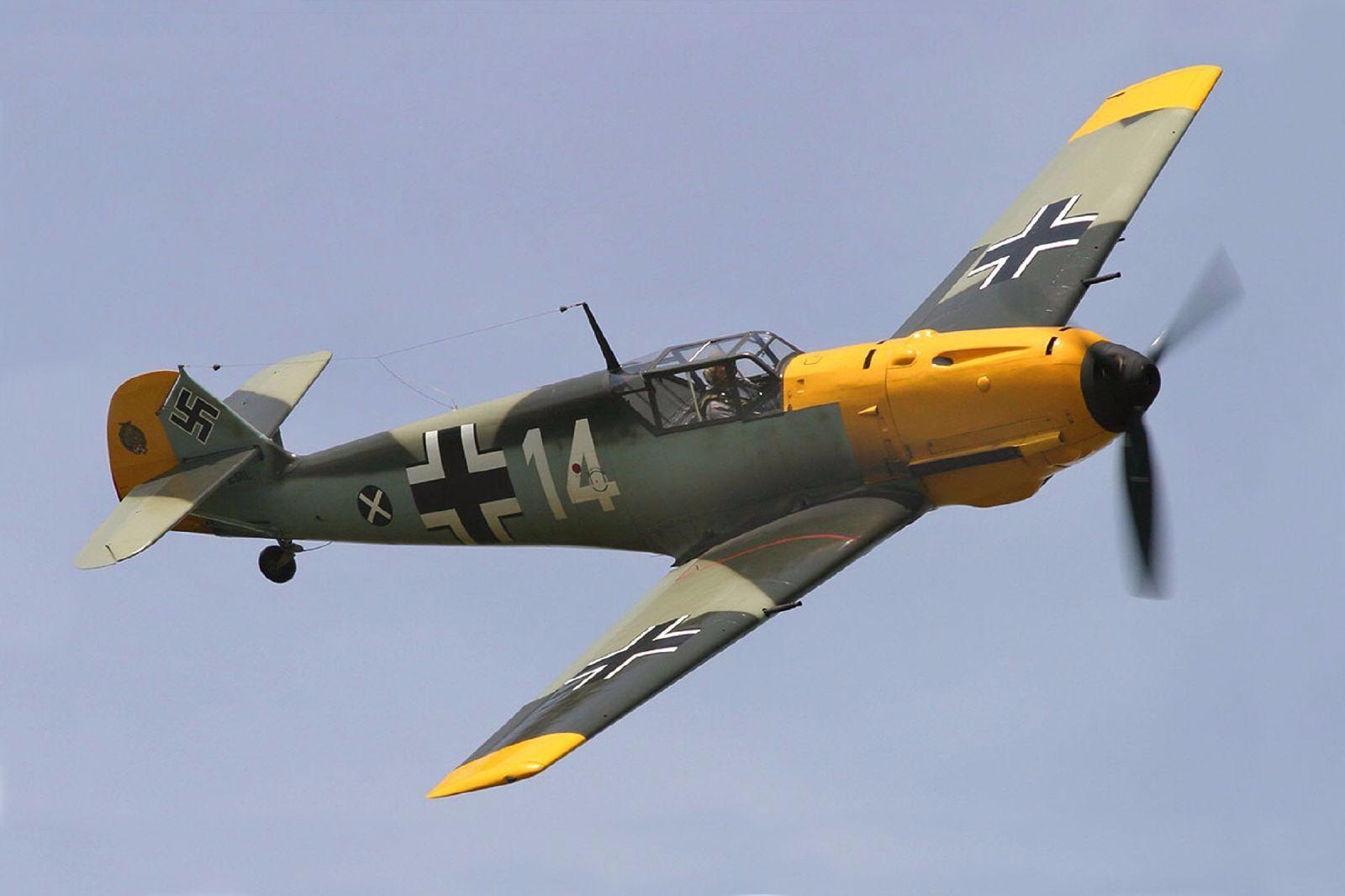 A Messerschmitt BF 109