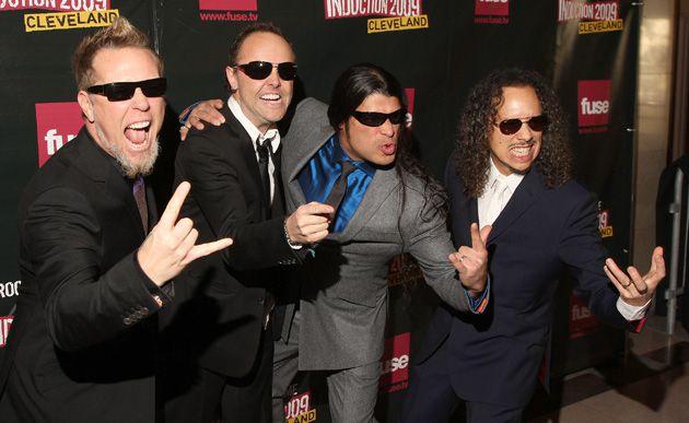 Rock ?n Roll: Metallica slashed concert ticket prices in Israel after a Facebook boycott.