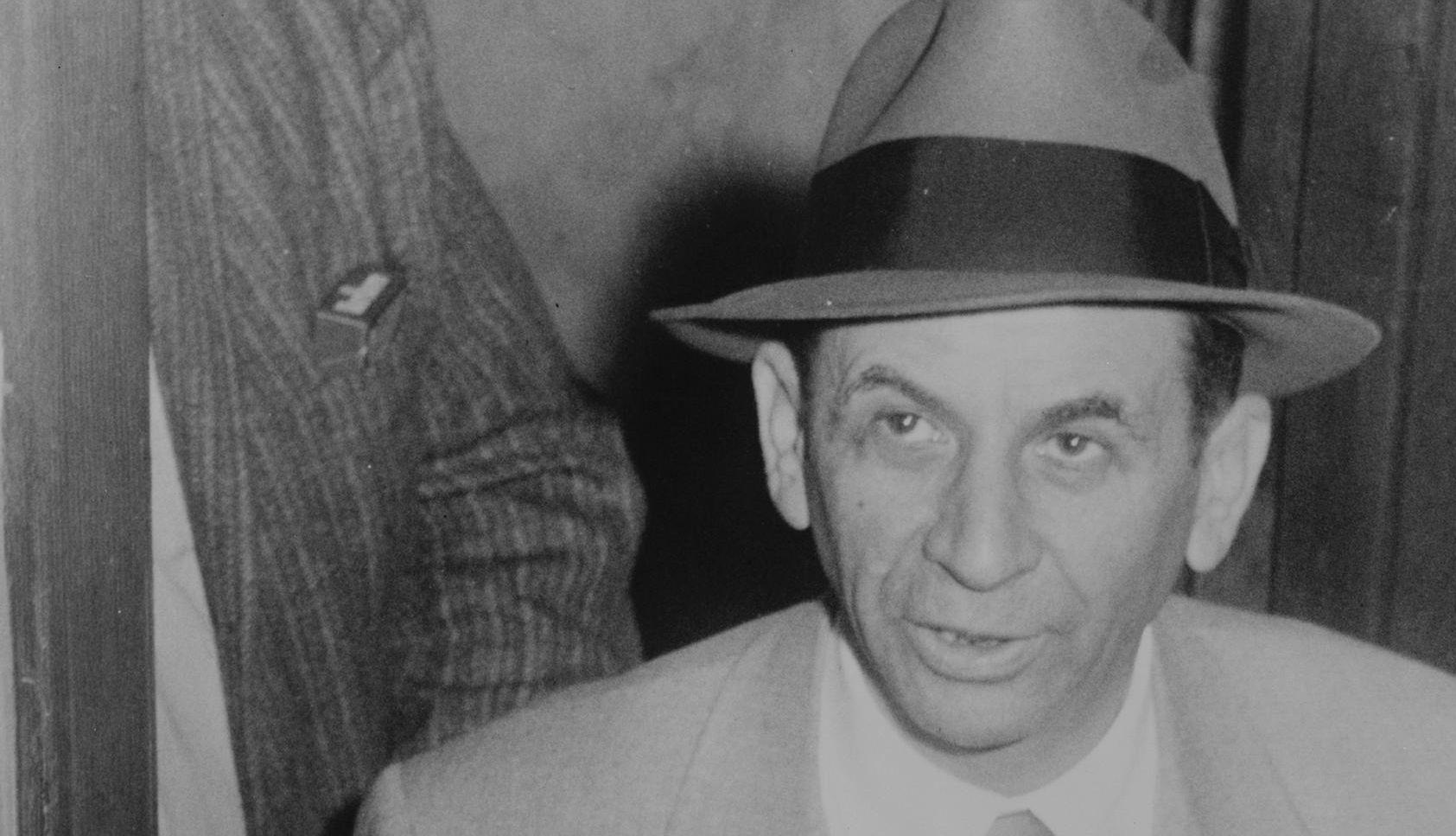 Meyer Lansky.