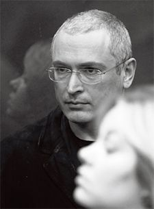 Imprisoned: The jail term of Mikhail Khodorkovsky, once Russia?s richest man, was extended by six years in December.