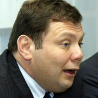 Oligarch: Mikhail Fridman made a fortune in the oil and gas business.