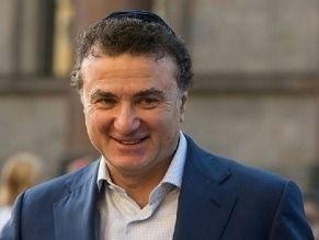 Russian Israeli billionaire Michael Mirilashvili