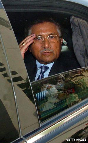 MUSHARRAF: President?s departure complicates Israel-Pakistan ties.