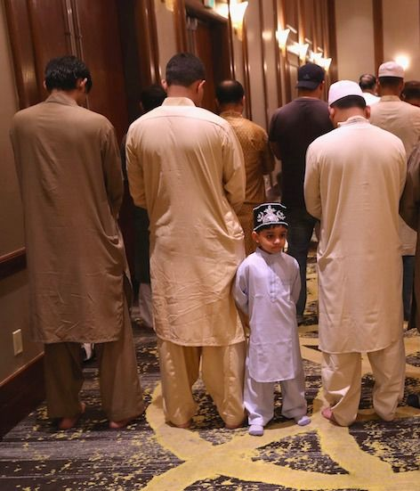 American Muslims concerned about their place in society, extremism