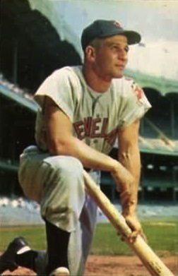 Al Rosen in 1953