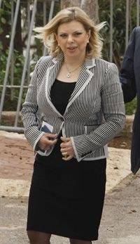 Dirty Deeds?: A former housekeeper claims she was ?mistreated and abused? by Sara Netanyahu.