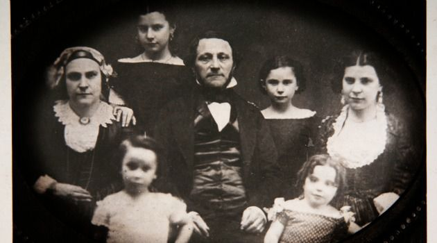 Jews of the Wild Frontier: The belongings of the successful Newmark family, seen here in 1854, are being displayed at the Autry National Museum?s exhibition ?Jews in the Los Angeles Mosaic.?