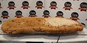 Big Nugget: Empire Kosher plans to display the world?s largest chicken nugget ? a 40 pounder.