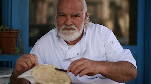 Low on Dough: Pini Levi said business has plummeted at his German Colony restaurant.