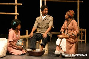 OPERATION MOSES: The play tells the story of one family?s flight from Ethiopia to Jerusalem.