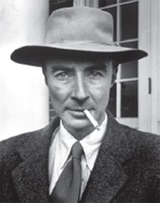 Oppenheimer: Father of the A Bomb.