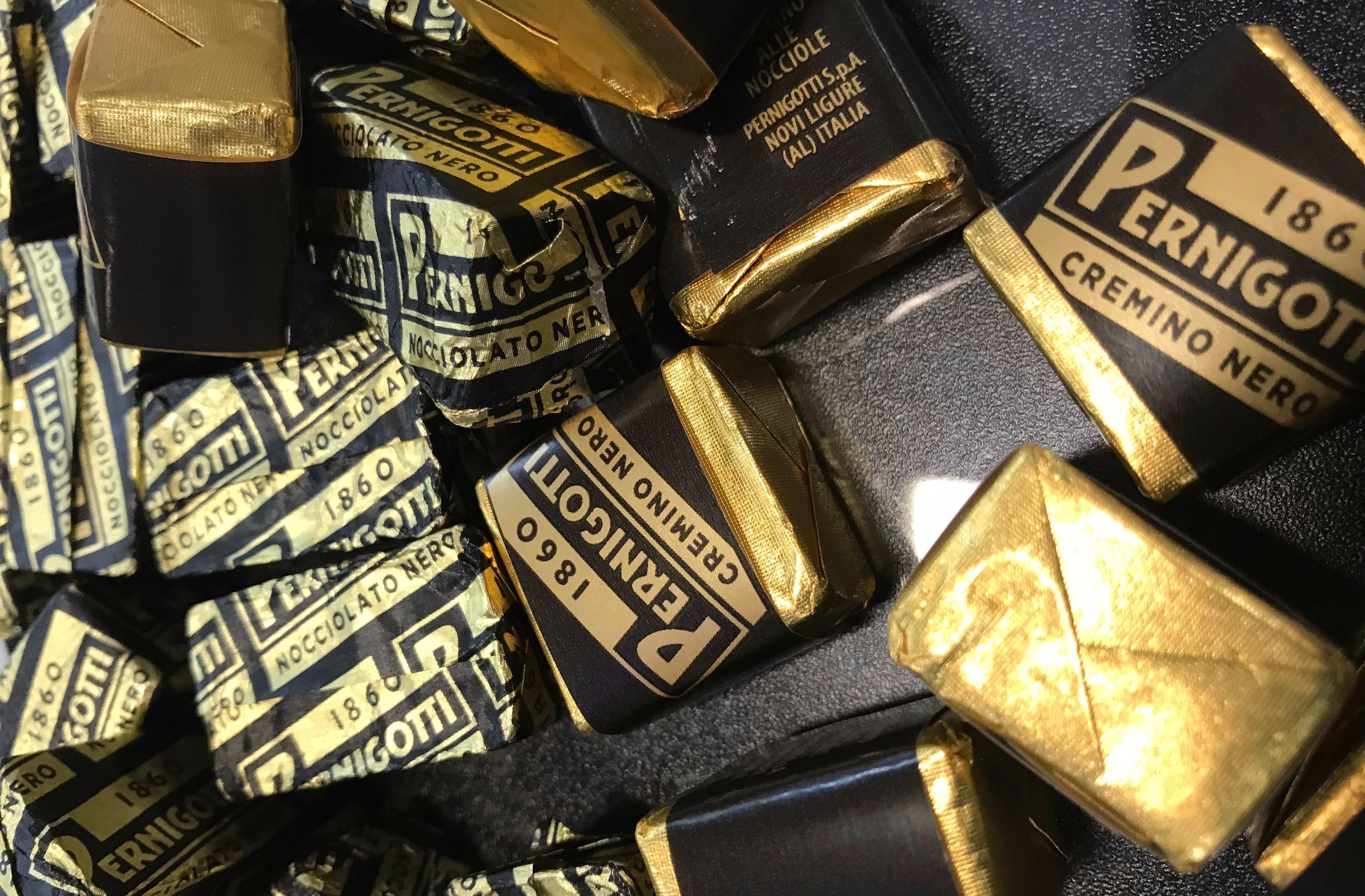 Pernigot chocolates at Kosherfest 2017.