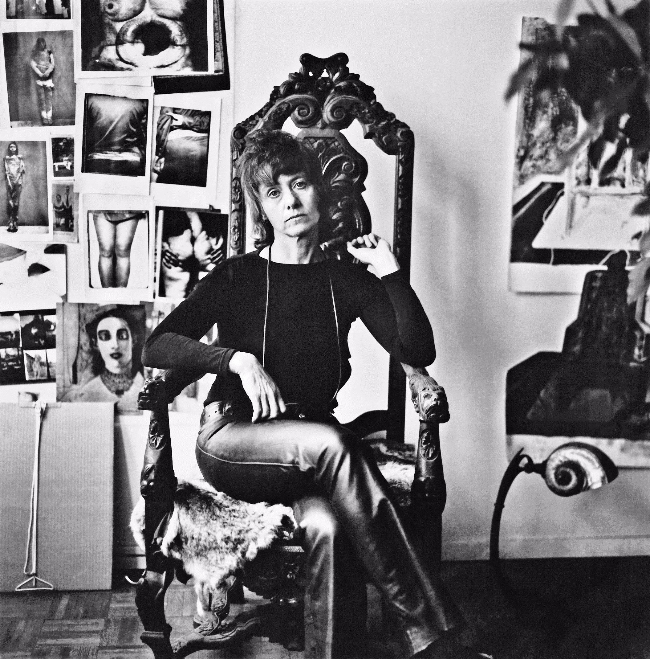 Portrait of the Artist:  Diane Arbus is the subject of Arthur Lubow's psychoanalytical biography.