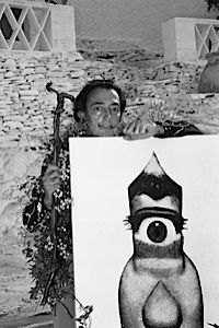 Hello, Dali: Yiddish has several phrases for warding off the ?Evil Eye.?