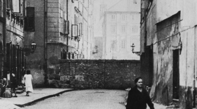 100 Years Ago: Polish Jews faced anti-Semitism, which only intensified later on; above, a 1941 photo of the Warsaw Ghetto wall.