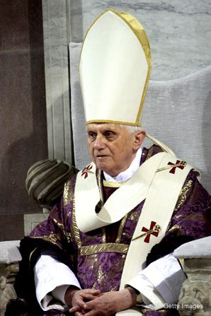 Revision: Pope Benedict XVI's new Latin Mass has stirred controversy.
