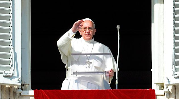 We Are Family: Pope Francis called the Jewish people the ?Big Brothers? of his Roman Catholic flock during a speech in memorial of Kristallnacht.