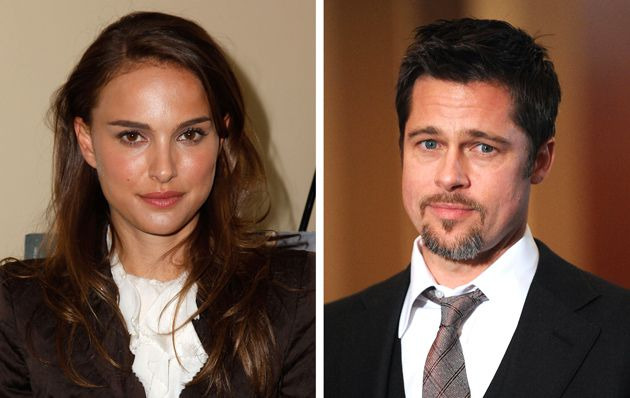 Star Power: Natalie Portman and Brad Pitt will star in a film about the four-year romantic relationship between a fictious New York couple.