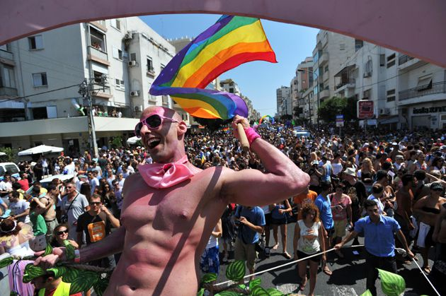 Flaunting Their Strengths: Israel feels its GLBT movement is something worth celebrating.