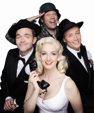 Remake: The first German staging of Mel Brooks?s ?The Producers? will debut in Berlin next month.