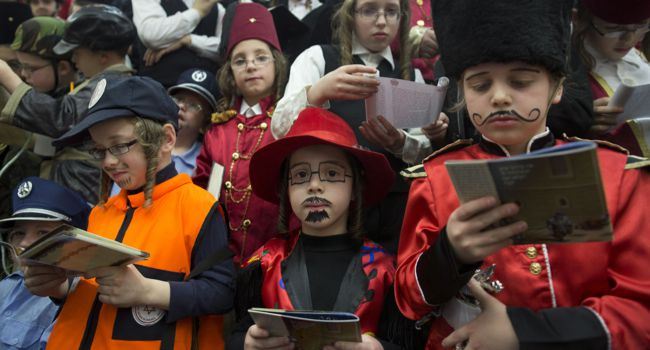 More Than Purim: The fun, chaotic holiday should not be the only way special needs children can participate in Jewish life.