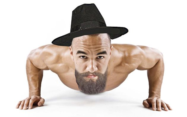 Muscle Mensch: Will Orthodox and the Reform/accept this standard as the norm?