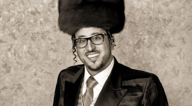 Superstar: After producing his Broadway show, Hasidic music sensation Lipa Schmeltzer is promoting his new album ?Dus Pintele ? The Hidden Spark? and attending college in the evenings.