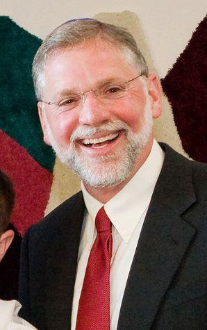 SPIRIT: Rabbi Lon Moskowitz works at a California prison.