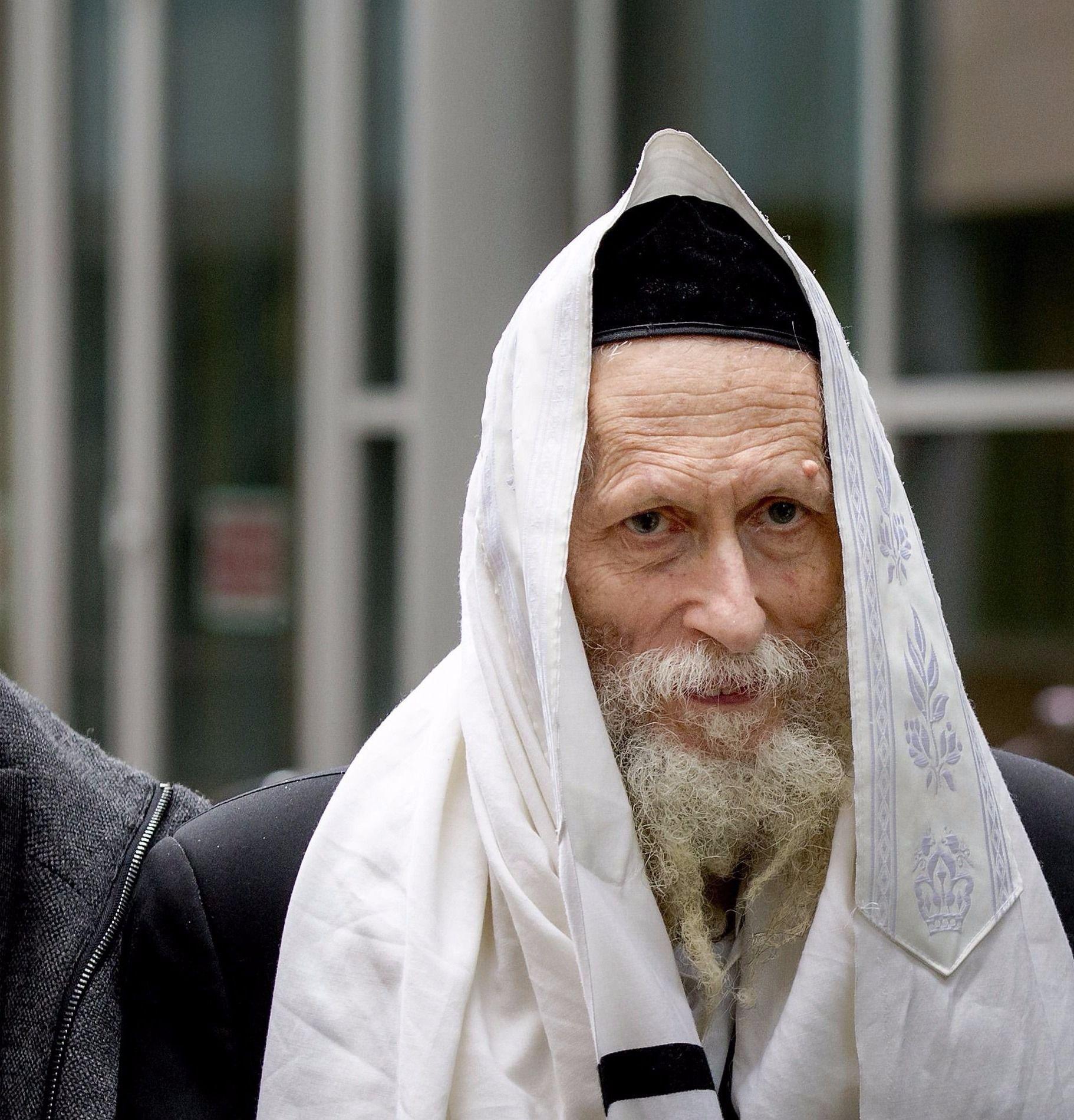 Rabbi Eliezer Berland.