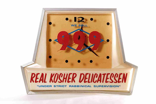 It?s Kosher O?Clock! Isn?t it time that YOU were under strict rabbinical supervision?
