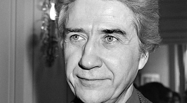 Paris Belongs to Us: The director Alain Resnais as seen in 1977.