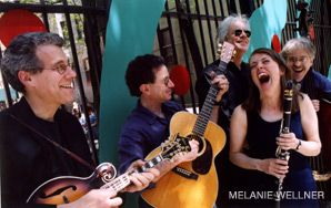 Rhythm and Jews: Margot Leverett and the Klezmer Mountain Boys are performing Jewgrass music