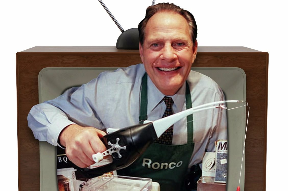ron popeil case A wall street journal analysis of disclosure filings in all 13 chapter 11 cases in which ronco founder and spokesperson ron popeil created the company in.