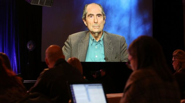 Letting Go: Philip Roth, 80, announced his retirement late last year.