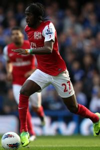 He Missed It: Arsenal?s Ivoirian winger Gervinho missed several easy chances in recent games, thereby avoiding being branded as scoring ?Jew goals.?