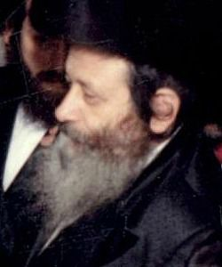 Rabbi Chaskel Werzberger
